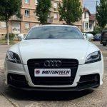 Audi DB Glass et motortech