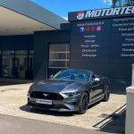 DB Glass et Performance Mustang