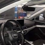 Intérieur Audi DB Glass